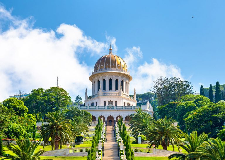 Beth-Shalom-Israel-Hotel-Bahai-garden-and-shrine
