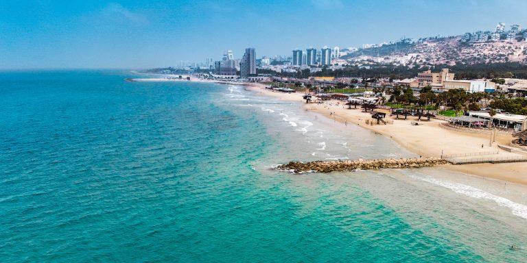 Beach, Haifa